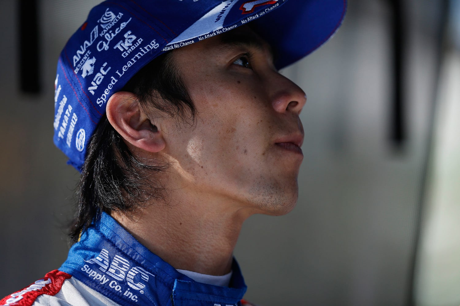 Takuma Sato: IndyCar Round 04 So Paulo